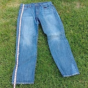 Lucky Brand Jeans - Lucky Brand Blue Jeans W33 x L32